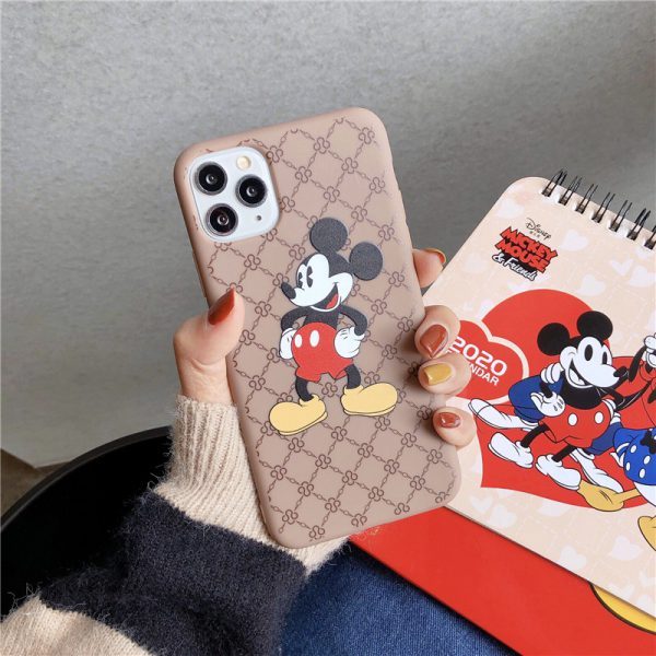 Mickey Mouse Matte iPhone 11 Case