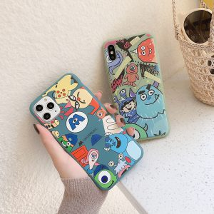 Monsters University iPhone Case - FinishifyStore