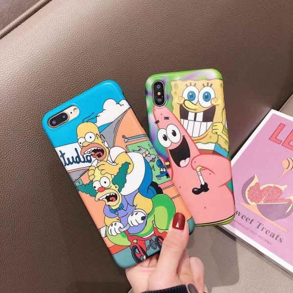 Animation Design iPhone Case