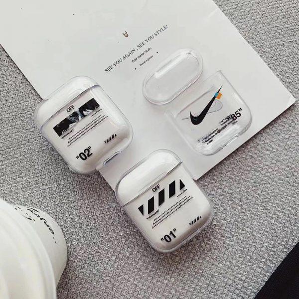 off white airpods case - finishifystore