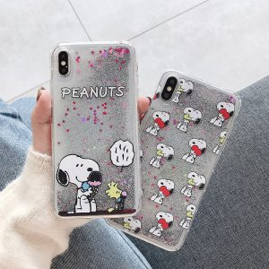 Peanuts Quicksand iPhone X Case - FinishifyStore
