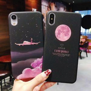 Pink Scenery iPhone Case - FinishifyStore