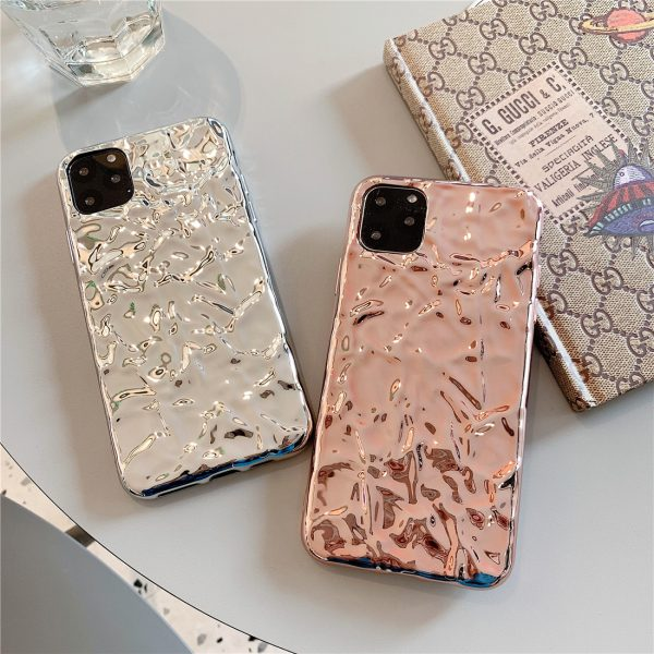 Plating Design fashion iPhone Case