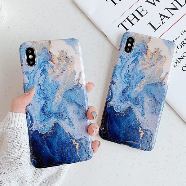 Sea Marble iPhone Case - FinishifyStore