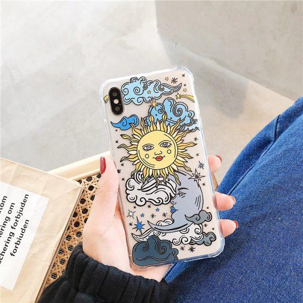 Sun Painting iPhone 11 Case