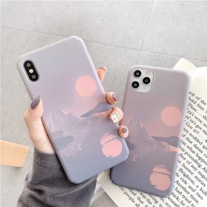 Sunset Design iPhone 11 Pro Max Cases