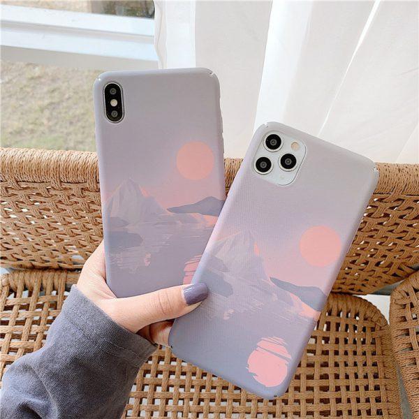 Sunset Design iPhone 11 Pro Case
