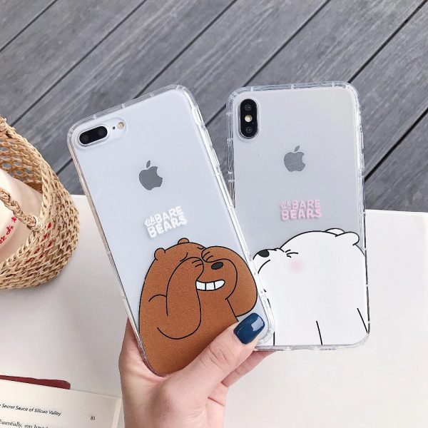 We Bare Bears Brother iPhone Case - FinishifyStore