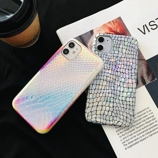 Holographic Skin iPhone 11 Pro Case - FinishifyStore