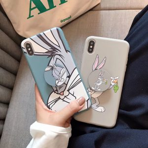 Bugs Bunny Design iPhone X Cases
