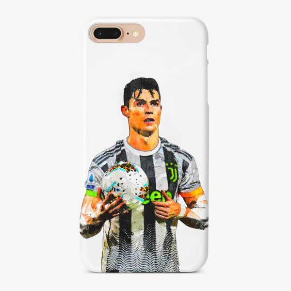 Cr7 Juventus Design iPhone 7 Plus Case