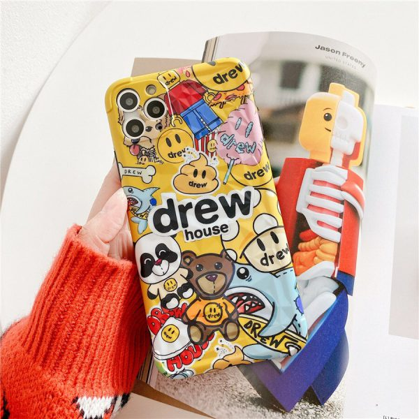 Drew house graphic iPhone 11 Pro Max Case - FinishifyStore