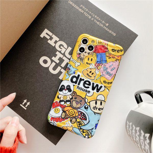 Drew Graphic iPhone Case - FinishifyStore
