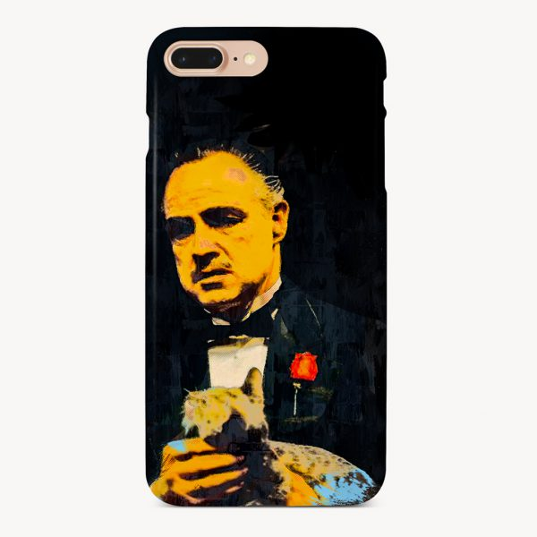 Godfather Painting Art iPhone 7 Plus Case