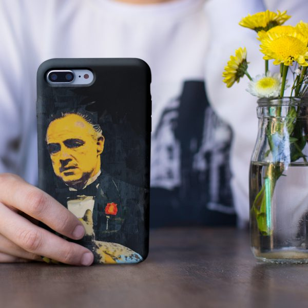 Godfather Design iPhone Case