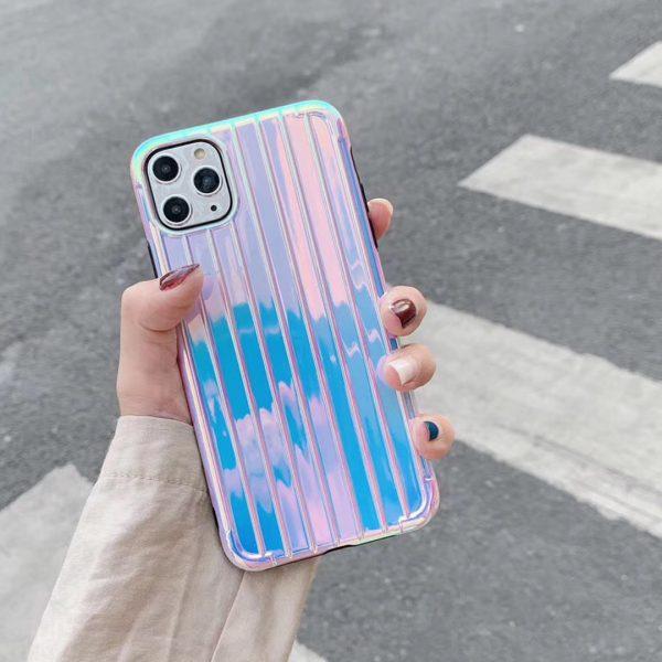 Holographic Plating iPhone Case - FinishifyStore