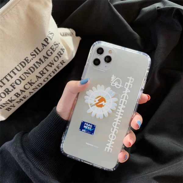 Peaceminusone Label iPhone 11 Pro Max Case - FinishifyStore