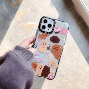 Cute Pets Shockproof iPhone 11 Pro Max Case - FinishifyStore