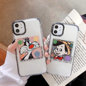 Pinocchio Design iPhone 11 Case