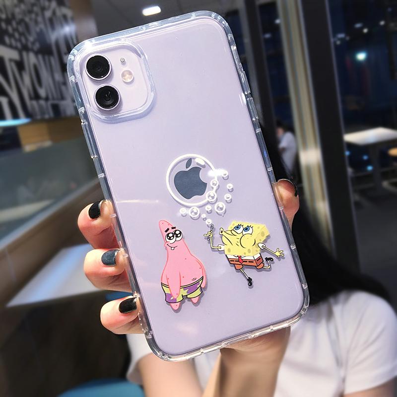 SpongeBob iPhone 7 Case