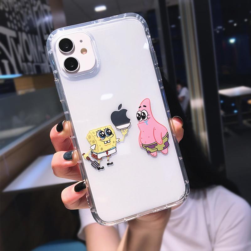 SpongeBob iPhone 8 Case