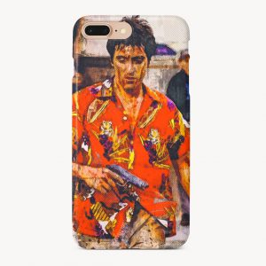 Tony Montana Design iPhone 7 Plus Case