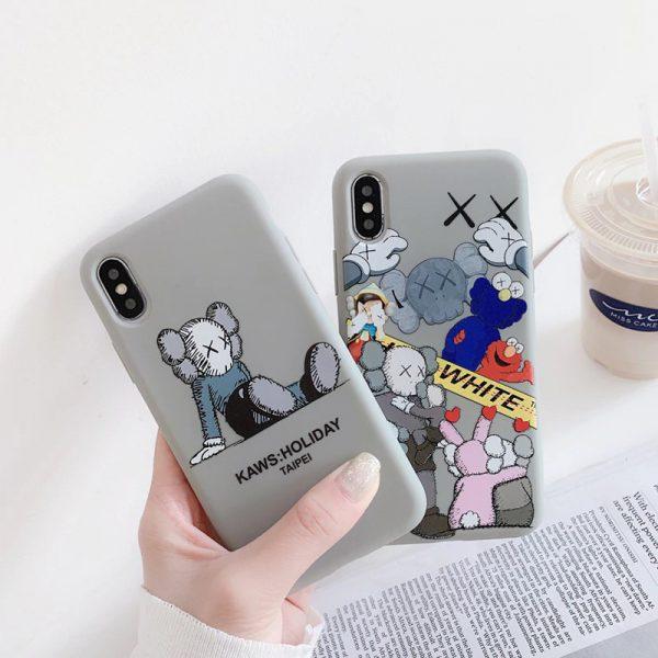 Cartoon Sesame Street iPhone X Case