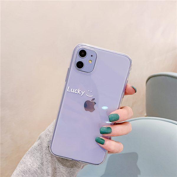 Clear iPhone 11 Case - Finishifystore