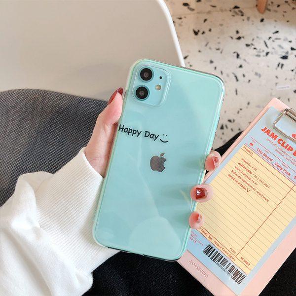 Clear iPhone Xr Case - Finishifystore