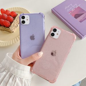 Crystal Clear iPhone Case - FinishifyStore