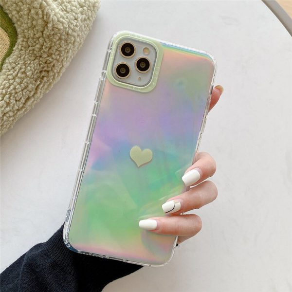 Lovely Holographic iPhone Case - FinishifyStore