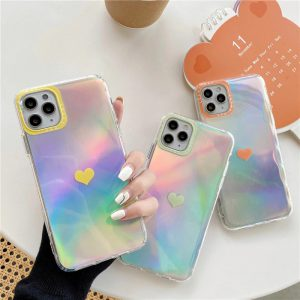 Lovely Holography iPhone 11 Pro Max Cases - FinishifyStore