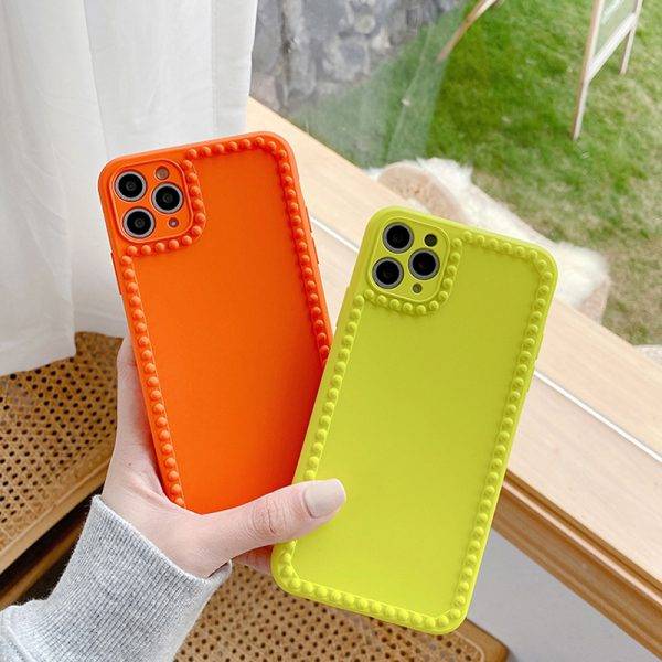 Pearl Neon Color iPhone 11 Pro Max Case - FinishifyStore