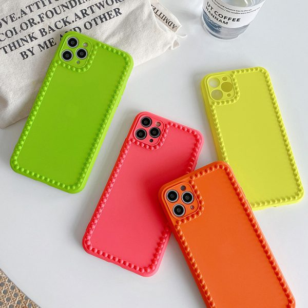Pearl Neon Color iPhone 11 Pro Case - FinishifyStore