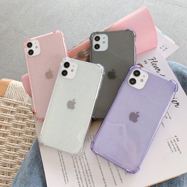 Shockproof Crystal iPhone Case - FinishifyStore