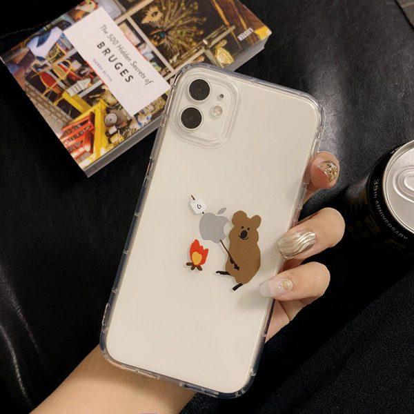Funny Koala iPhone Case - FinishifyStore