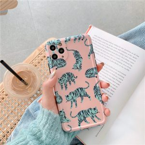 Tiger Pattern iPhone Case - FinishifyStore