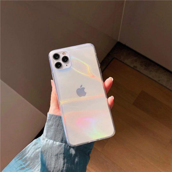 Aura Clear iPhone 11 Pro Max Case - FinishifyStore