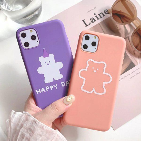 bear iphone case - finishifystore