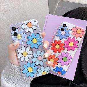 Daisy Flowers iPhone 11 Case - FinishifyStore