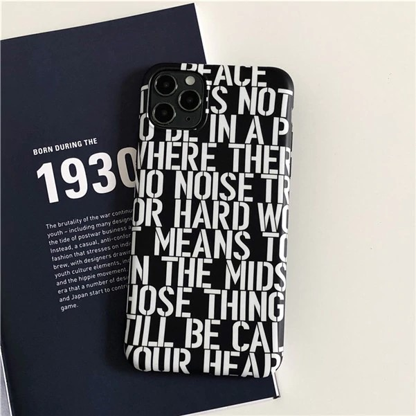 G-Dragon Quotes iPhone 11 Pro Max Case - FinishifyStore