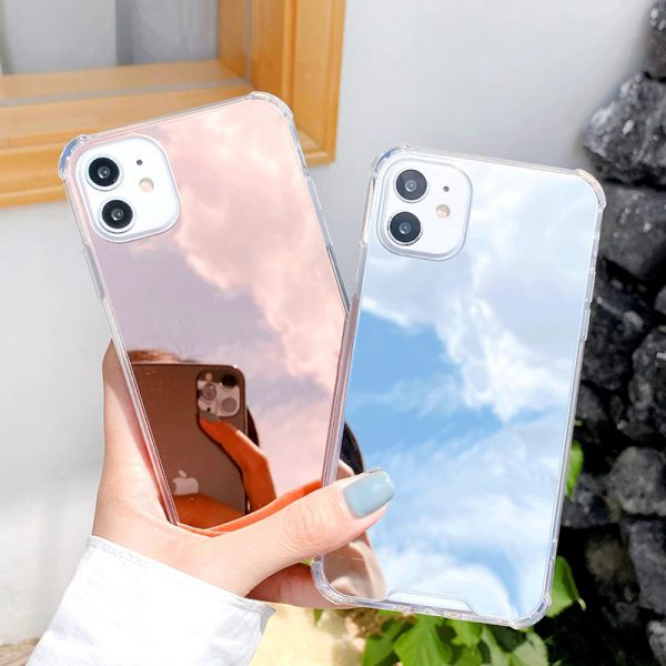 Mirror Clear iPhone 11 Pro Case - FinishifyStore