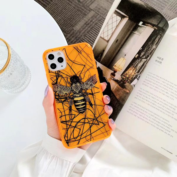 Neon Bee iPhone 11 Pro Max Case - FinishifyStore