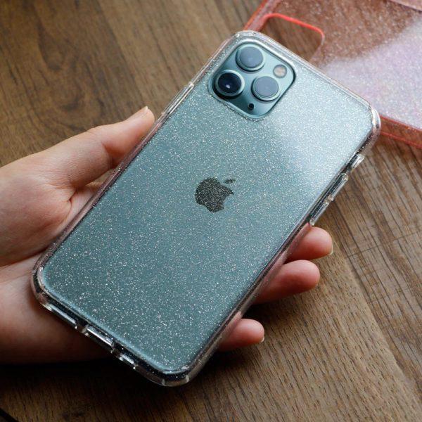 Shining Clear iPhone 11 Pro Max Case - FinishifyStore