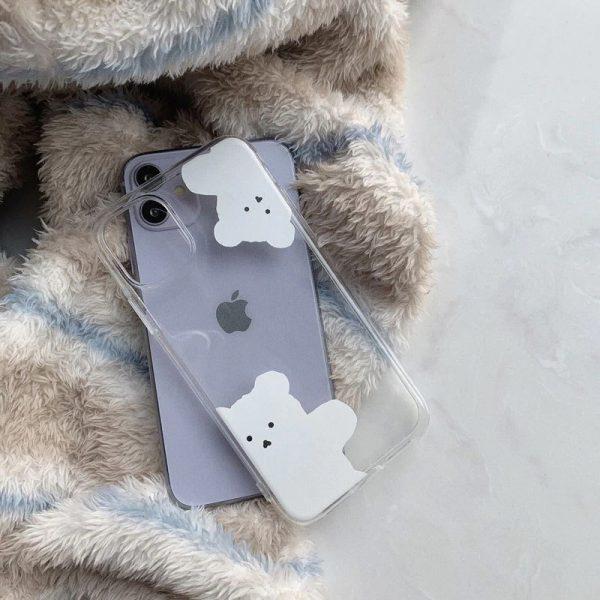 White Bears iPhone 11 Pro Max Case - FinishifyStore