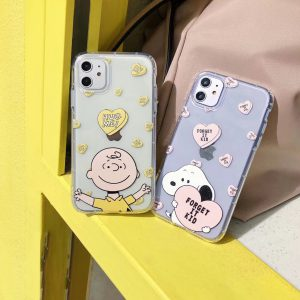 peanuts iphone case - Finishifystore