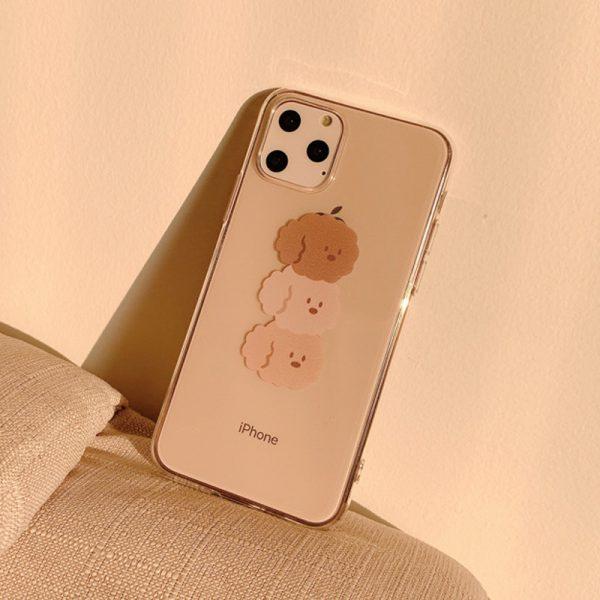 poodle iPhone case - finishifystore