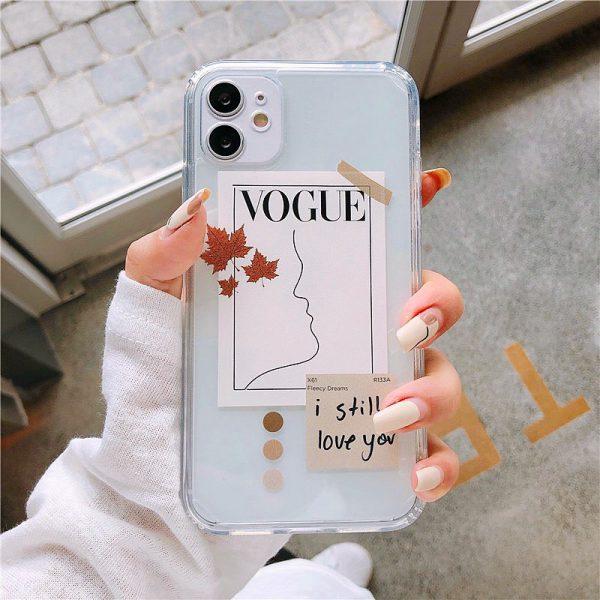 Vogue iPhone 12 Case - FinishifyStore