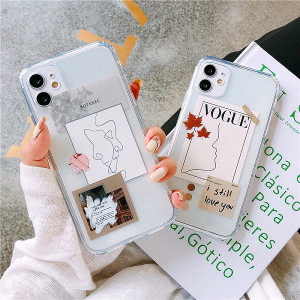 Vogue iPhone Cases - FinishifyStore