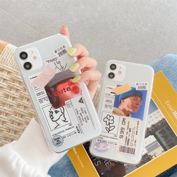 Fashion Label iPhone Case 12 Pro Max - FinishifyStore